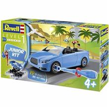 Revell Roadster 00801 Building
