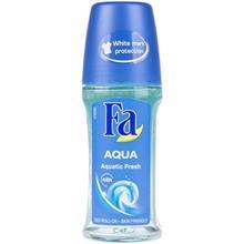 رول ضد تعريق مردانه فا مدل Aqua حجم 50 ميلي ليتر
