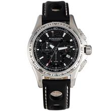 Romanson AL0331HM1WA32W Watch For Men