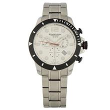Romanson AM3203HM1DAS2W Watch For Men