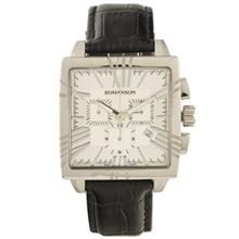 Romanson TL1263HM1WAS2W Watch For Men