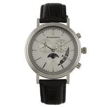 Romanson TL1276HM1WA12W Watch For Men