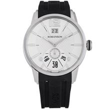 Romanson TL9213MM1WAS2W Watch For Men
