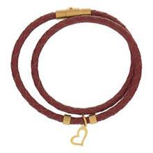 دستبند طلا رزا مدل BW01