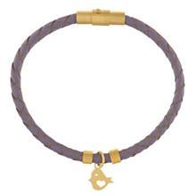 دستبند طلا رزا مدل BW04