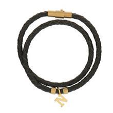 دستبند طلا رزا مدل BW18