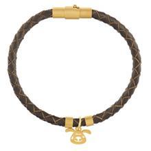 دستبند طلا رزا مدل BW23