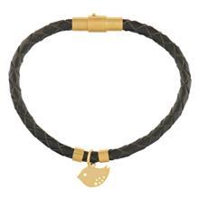 دستبند طلا رزا مدل BW26