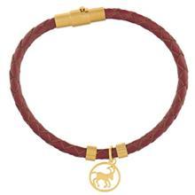 دستبند طلا رزا مدل BW29