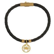 دستبند طلا رزا مدل BW32