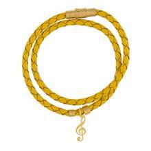 دستبند طلا رزا مدل BW47