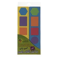 Rushin Magnetic Shape Ruler