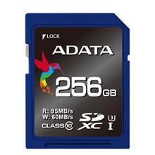 Adata Premier Pro Class 10 UHS-I U3 95MBs SDXC - 256GB