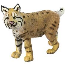 عروسک سافاري مدل Bobcat سايز کوچک