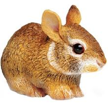 Safari Eastern Cottontail Rabbit Baby Size X Small Doll