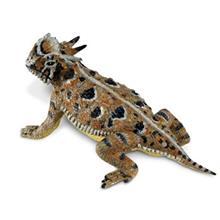 عروسک سافاري مدل Horned Lizard سايز کوچک