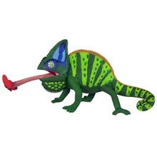 Safari Veiled Chameleon Size Middle Doll