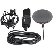 ميکروفون کاندنسر استوديويي اس اي الکترونيکس مدل X1 Vocal Pack