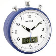 Seiko QHE114LL Desktop Clock