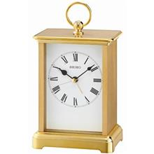Seiko QHE135GL Desktop Clock