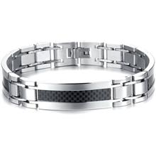 دستبند زنجیری روزینی مدل Mb09