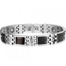 دستبند زنجیری روزینی مدل MB06