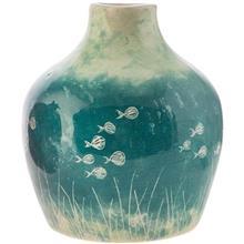 گلدان سرامیکی گالری اروشا سایز کوچک