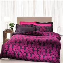 Karaca Home Luxe Satin Destina 2 Persons King 6 Pieces Bedsheet Set