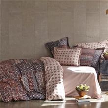 Karaca Home Luxe Satin Elly 2 Persons 6 Pieces Bedsheet Set
