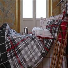 سرویس ملحفه کاراجا هوم رنفورس لوکس طرح اسکارلت یک نفره 3 تکه