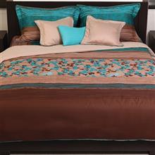 Laico Blue Turquoise 1 Person 2 Pieces Duvet Set