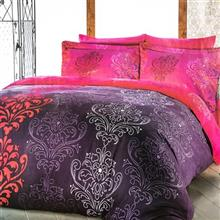 Laico Vivana Rouged Hernes 2 Persons 7 Pieces Elastic 180 Duvet Set