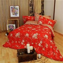 Laico Yaprak Qermez 2 Person 7 Pieces Duvet Set 160