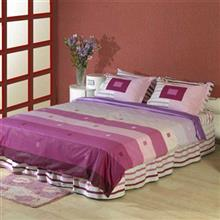 Mel Rose Rotary Ranfors Pretty 1 Person 3 Pieces Duvet Set