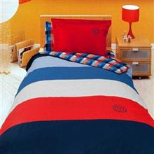 Perka Rotary Ranfors Younker 1 Person 3 Pieces Duvet Set