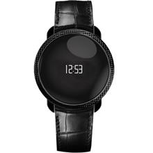 Mykronoz Zecircle Premium Embossed Black Smar Band