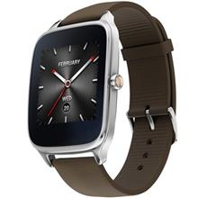 ساعت هوشمند ایسوس مدل Zenwatch 2 WI501Q Smart Watch New (HyperCharge Model) With Brown Rubber Band