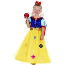 تن پوش مدل Snow White سايز کوچک