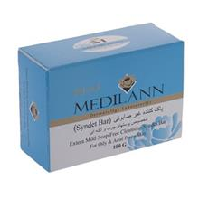 Medilann Oily And Acne Prone Skin Cream Syndet Bar 100g