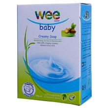 Wee Creamy Baby Soap 100g