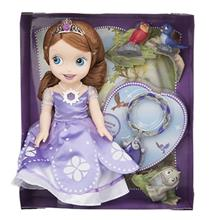Sofia The First Magic Necklace Doll Size Medium