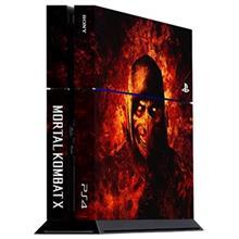 برچسب عمودي پلي استيشن 4 ونسوني طرح Mortal Kombat