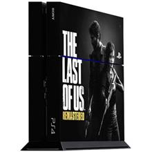 Wensoni The Last Of Us PlayStation 4 Vertical Cover