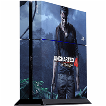 Unchared 4 PlayStation 4 Cover
