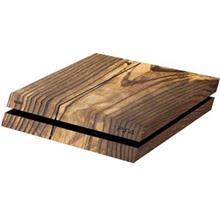 Wensoni Wood PlayStation 4 Horizontal Cover