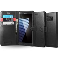 Spigen Wallet S Flip Cover For Samsung Galaxy Note 7