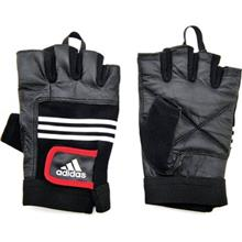 Adidas Leather Lifting Gloves ADGB-12125