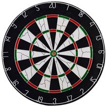 دارت سوزني Vox مدل Flocked Dart Board کد BL-18013 سايز 18 اينچ