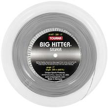 Unique Tourna Big Hitter Silver 17 Tennis Racket String