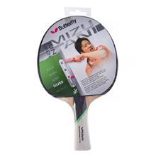 Butterfly Jun Mizutani Silver 850500 Ping Pong Racket